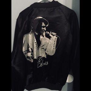 Vintage Diamond Dust Elvis Jacket